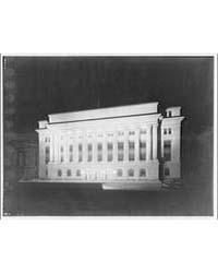 Department of Agriculture. North Side of... by Horydczak, Theodor