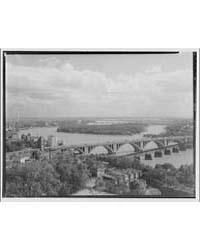 Washington, D.C. Waterfront, Roosevelt I... by Horydczak, Theodor