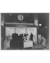 Electric Institute of Washington, Potoma... by Horydczak, Theodor