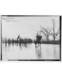 Military Subjects. Parade, Washington, M... by Horydczak, Theodor