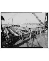 Memorial Bridge. Construction of Memoria... by Horydczak, Theodor