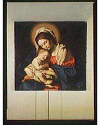Paintings ; Madonna and Child I, Photogr... by Horydczak, Theodor