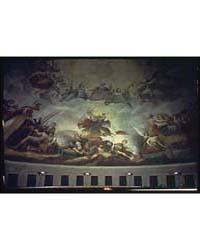 U.S. Capitol Paintings ; War Fresco in U... by Horydczak, Theodor