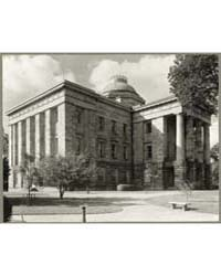 State Capitol, Raleigh, Wake County, Nor... by Johnston, Frances Benjamin