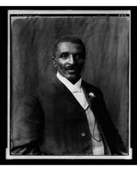George Washington Carver, Half-length Po... by Johnston, Frances Benjamin