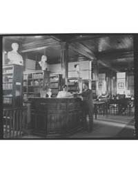 Library Interior at Tuskegee Institute, ... by Johnston, Frances Benjamin
