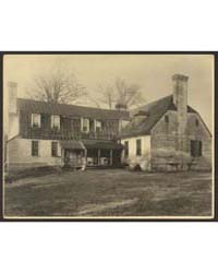 The Mansion, Bowling Green, Caroline Cou... by Johnston, Frances Benjamin