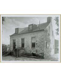 Lloyd House, Petersburg, Dinwiddie Count... by Johnston, Frances Benjamin