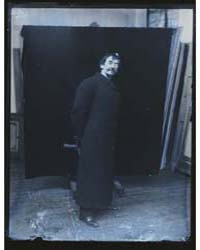 J.M. Whistler, Photograph Number 04893V by Jacomb Hood