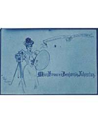 Portrait Placecard for Frances Benjamin ... by Frances Benjamin