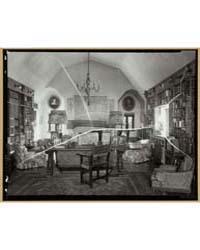 Virginia House, Library, Richmond, Henri... by Johnston, Frances Benjamin