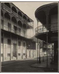 Le Petre, House of the Turk, Dauphine St... by Johnston, Frances Benjamin