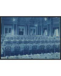 Willard Hotel Ballroom Arranged for a Ba... by Johnston, Frances Benjamin
