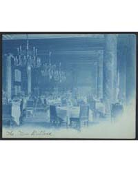 Willard Hotel, Dining Room, Photograph N... by Johnston, Frances Benjamin