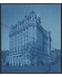Willard Hotel, Exterior View, Photograph... by Johnston, Frances Benjamin