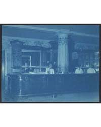 Willard Hotel Bar, Photograph Number 104... by Johnston, Frances Benjamin