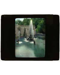 Villa Lante, Bagnaia, Lazio, Italy. Foun... by Johnston, Frances Benjamin