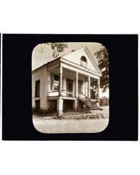 Store, Clarke County, Virginia. Pediment... by Johnston, Frances Benjamin