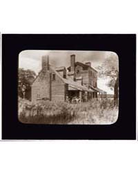 Old Birds' Nest Tavern, Marionville Vici... by Johnston, Frances Benjamin