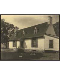 Falls Cottage Gen. Exterior, Photograph ... by Johnston, Frances Benjamin