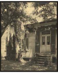 Mr. Eddy Brooks, Exterior of House, Phot... by Johnston, Frances Benjamin