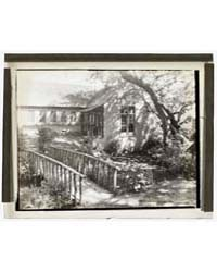 House at the French Village, Highl Avenu... by Johnston, Frances Benjamin