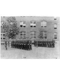 Uniformed Cadets, Central High School, P... by Johnston, Frances Benjamin