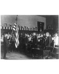 Pledge of Allegiance to the Flag, 8Th Di... by Johnston, Frances Benjamin