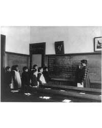Carlisle Indian School, Carlisle, Pa. Cl... by Johnston, Frances Benjamin