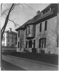 Whittemore House, Washington, D.C., Exte... by Johnston, Frances Benjamin