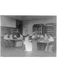 Classroom Scenes in Washington, D.C. Pub... by Johnston, Frances Benjamin