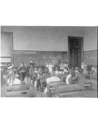 Classroom Scene in 1St Division School, ... by Johnston, Frances Benjamin