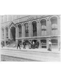 Massachusetts. Lynn. Shoe Factories, 189... by Johnston, Frances Benjamin