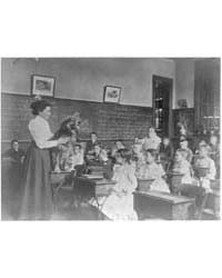 Washington, D.C. Public Schools, 5Th Div... by Johnston, Frances Benjamin