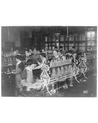 Students in a Chemistry Class Conducting... by Johnston, Frances Benjamin