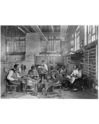Trade School, Shoe-making, Photograph Nu... by Johnston, Frances Benjamin