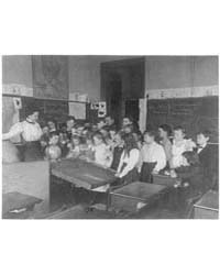 Washington, D.C. Public School Classroom... by Johnston, Frances Benjamin