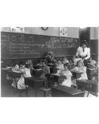 Grade School, Washington, D.C., Children... by Johnston, Frances Benjamin
