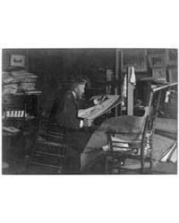 Joseph Pennell, 1860-1926, Photograph Nu... by Johnston, Frances Benjamin
