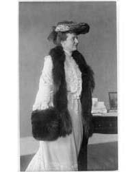 Edith Kermit Carow Roosevelt, 1861-1948,... by Johnston, Frances Benjamin