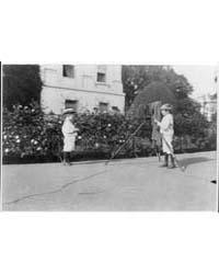 Roosevelt Children, Archie Photographing... by Johnston, Frances Benjamin