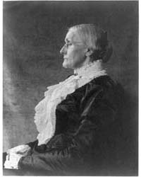 Susan B. Anthony, Photograph Number 3B32... by Johnston, Frances Benjamin