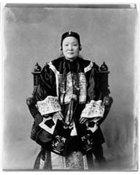 Mme. Wu Ting Fang, Photograph Number 3B3... by Johnston, Frances Benjamin