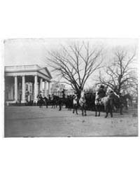 The President's Own in Waiting as Escort... by Johnston, Frances Benjamin