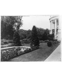 White House, 1600 Pennsylvania Avenue, W... by Johnston, Frances Benjamin