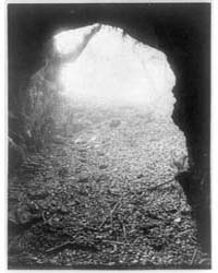Mammoth Cave, Ky.--looking Backward, Mis... by Johnston, Frances Benjamin