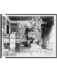 Interior View of Austrian Embassy, Washi... by Johnston, Frances Benjamin