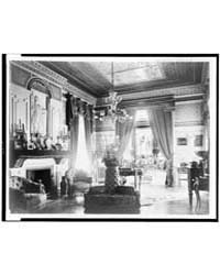 Interior View of Austrian Embassy, Washi... by Johnston, Frances Benjamin