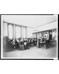 Science Class in Georgetown Visitation P... by Johnston, Frances Benjamin