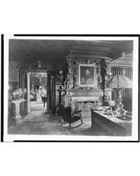 Study with Portrait of Woman in Elizabet... by Johnston, Frances Benjamin